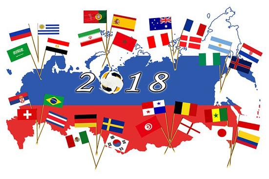 2018 ワールドカップ