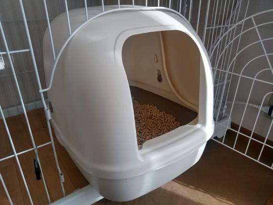 猫トイレ ユニチャーム