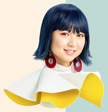テイジン CM 女の子